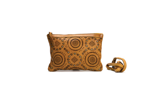 The Gypsy concept Clutch - Mustard