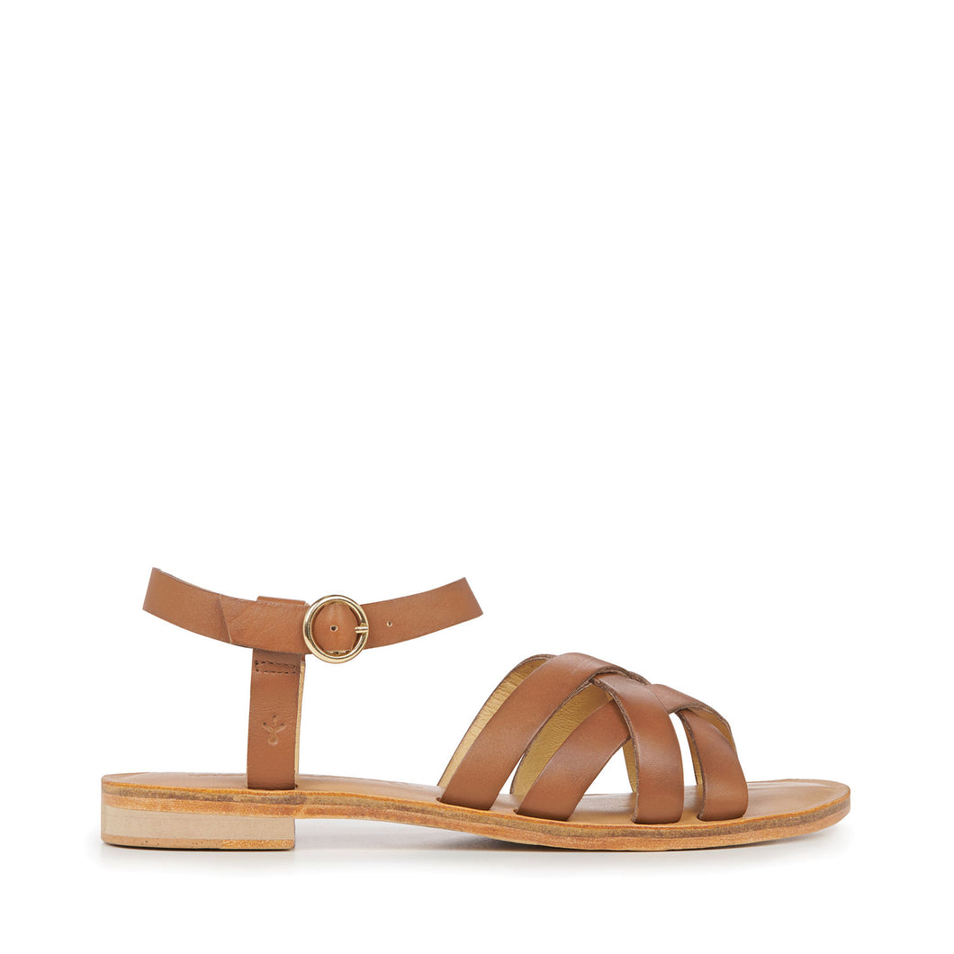 Emu Australia  Lyndon summer sandal Tan The Corner Store yamba