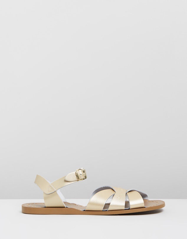Saltwater Sandals - Original - Gold