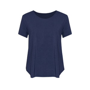 The Janis Tee | Navy