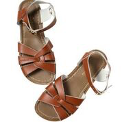 Load image into Gallery viewer, Saltwater Sandals - Original - Tan