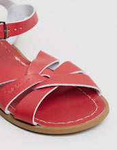 Load image into Gallery viewer, Saltwater Sandals - Original - Red