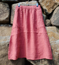 Load image into Gallery viewer, Italian Linen Maria Skirt