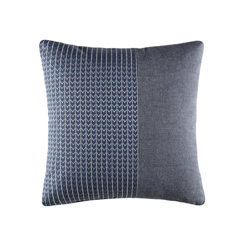 Nash Cushion | Denim