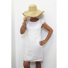 Load image into Gallery viewer, Italian Linen Capri Dress