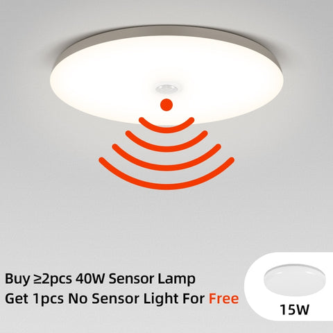 Modern Led with Motion Sensor