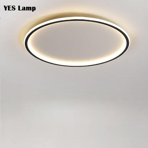 LED Ceiling Light Round & Square Indoor