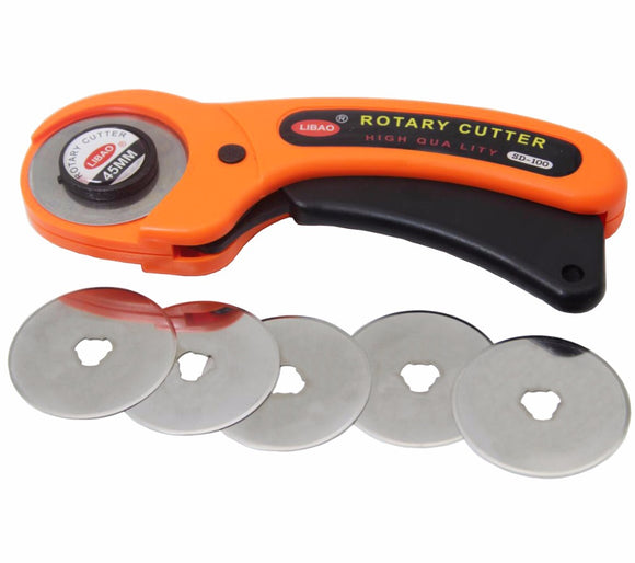 rotary cutting tool