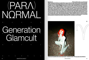 #132 THE (PARA)NORMAL ISSUE