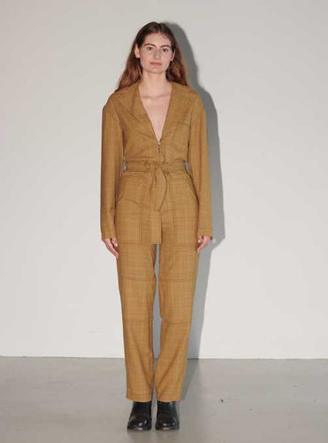 Glamcult x Ninamounah — Offender Fabric Suit