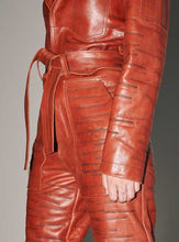 Load image into Gallery viewer, Glamcult x Ninamounah — Offender Leather Suit