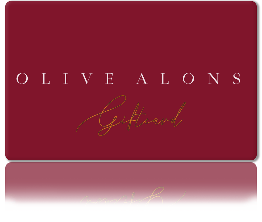 OLIVE ALONS GIFT CARD