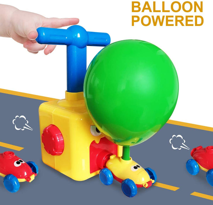 Carloon - Kids Balloon Powered RaceCar