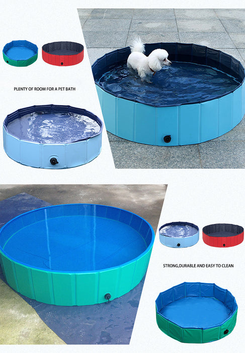Foldable Doggy Pool