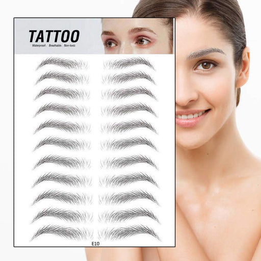 New 2020 4D Eyebrows Tattoo