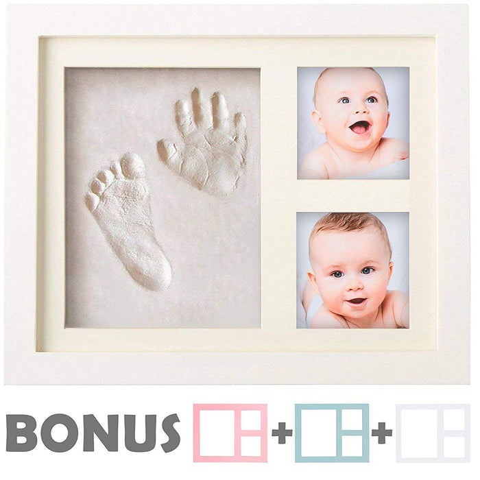 BABY IMPRINT KEEPSAKE FRAME KIT