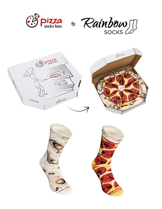 THE PIZZA SOCKS
