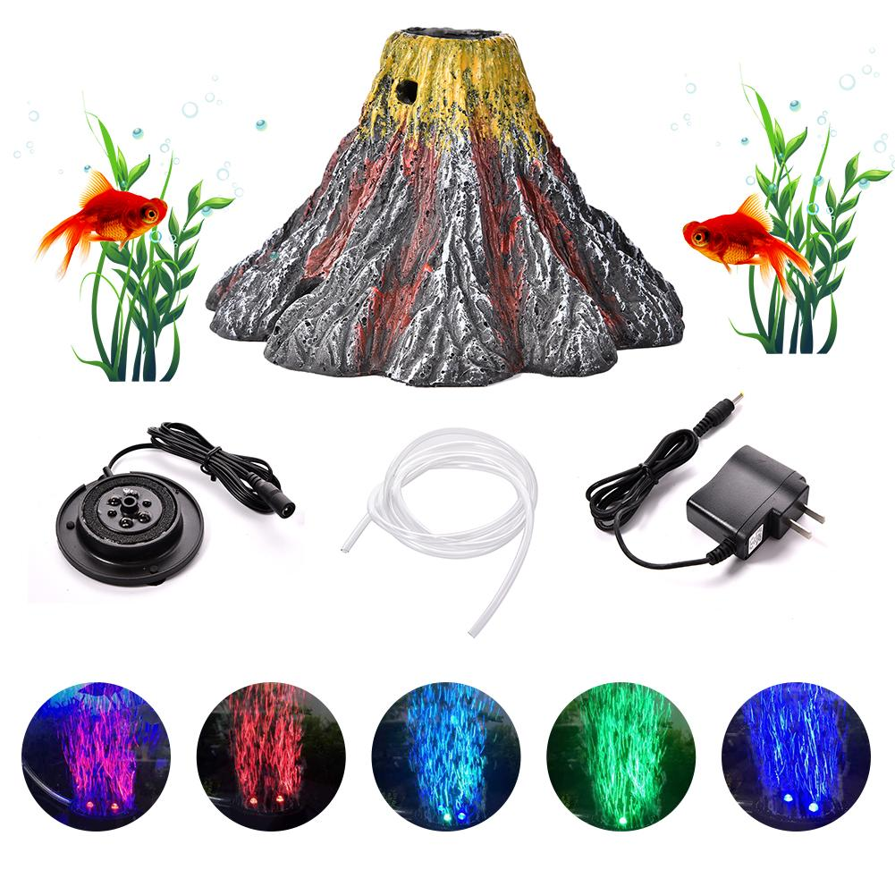 Sparks burst in the fish tank( Buy 2 Get Extra 10% Off )