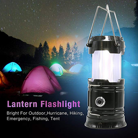 3-in-1 ,Portable,Outdoor Flame Lantern  ( Buy 2 Get Extra 10% Off )