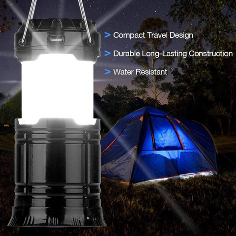 Image of 3-in-1 ,Portable,Outdoor Flame Lantern  ( Buy 2 Get Extra 10% Off )