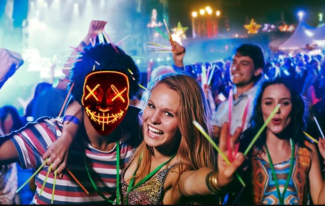 Halloween LED Mask ( Buy 2 Get Extra 10% Off )