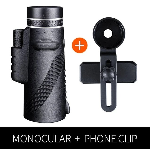 TRAVELTRACE™ Waterproof High Definition Monocular Telescope