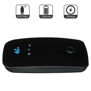 4G-LTE FDD Wireless Portable Wifi Router-German Technology