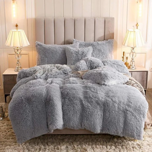 Fluffy Blanket With Pillow Cover 3 Pieces Set(Big Sale🔥)