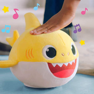 Dancing Baby Shark Plush Doll with Music Light ( Buy 2 Get Extra 10% Off ) TopViralPick