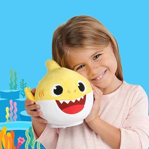 Image of Dancing Baby Shark Plush Doll with Music Light ( Buy 2 Get Extra 10% Off ) TopViralPick