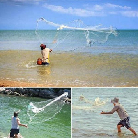 Image of Magic Small Mesh Fishing Net TopViralPick