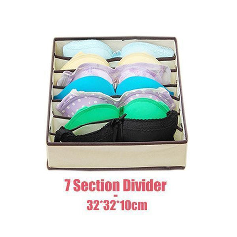 Foldable Closet Organizer 4 Pieces/Set TopViralPick