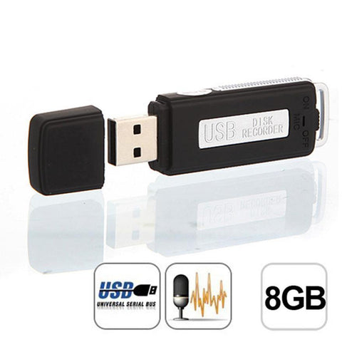Image of Mini Portable USB Digital Voice Recorder TopViralPick