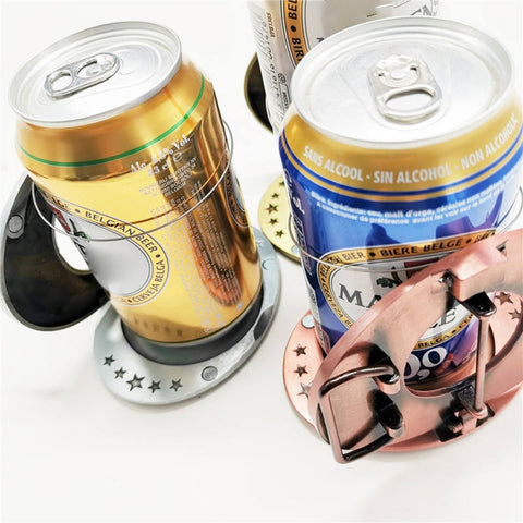 Image of Beer Holder Belt Buckle ( Buy 2 Get Extra 10% Off )