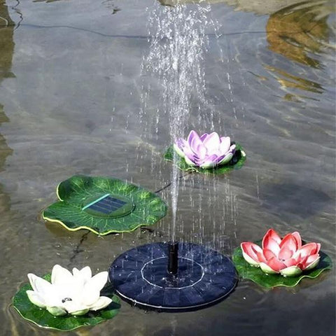 Image of Wireless Solar Powered Fountain ( Buy 2 Get Extra 10% Off ) TopViralPick