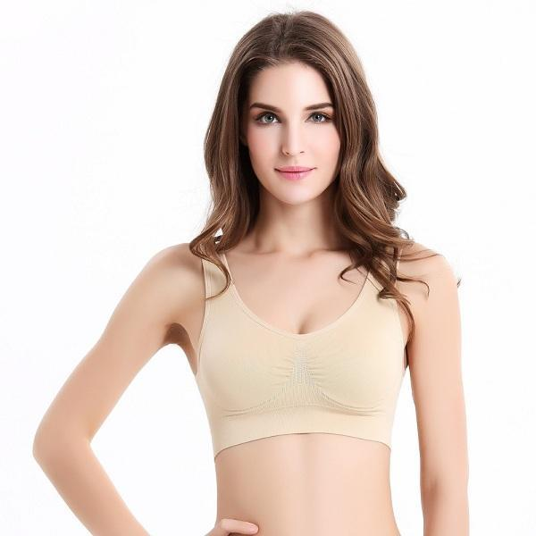 Seamless Soft Cup Sports Bra 3 Pieces/Set ( Buy 2 Get Extra 10% Off ) TopViralPick