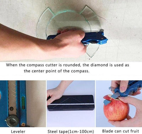 Image of Multifunctional Tile And Glass Cutter - The Ultimate Cutting Tool TopViralPick