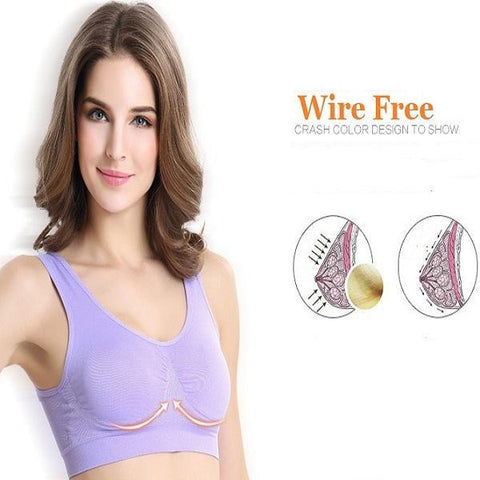 Image of Seamless Soft Cup Sports Bra 3 Pieces/Set ( Buy 2 Get Extra 10% Off ) TopViralPick