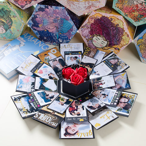 Image of DIY Creative Explosion Box ( Buy 2 Get Extra 10% Off )