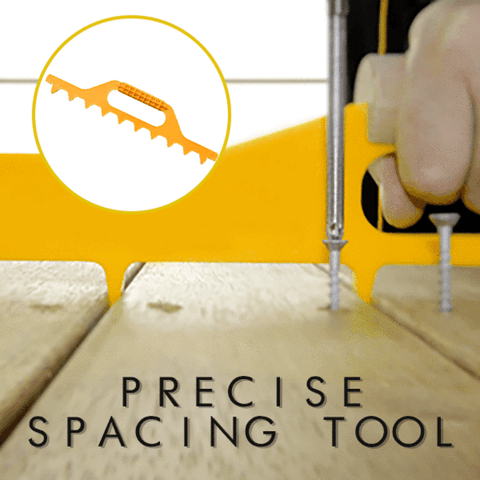 Deck Spacing Tool ( Buy 2 Get Extra 10% Off )