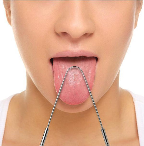 Image of Tongue Scraper Cleaner ( Buy 2 Get Extra 10% Off ) TopViralPick