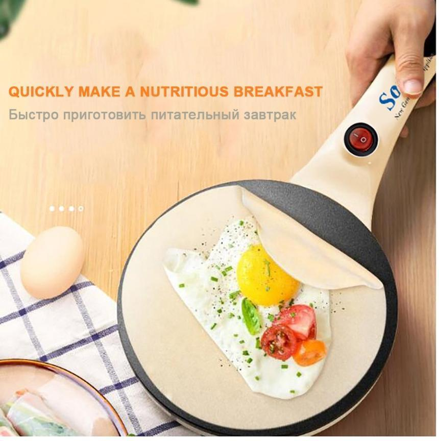 Electric Crepes Maker ( Buy 2 Get Extra 10% Off ) TopViralPick