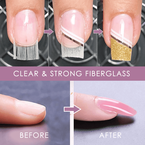 Image of Fiberglass Nail Extension Kit ( Buy 2 Get Extra 10% Off )