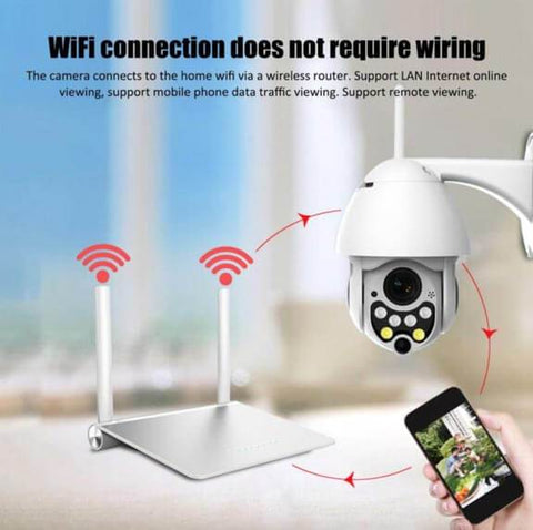 Image of MagicEye Outdoor Wifi Camera ( Buy 2 Get Extra 10% Off )