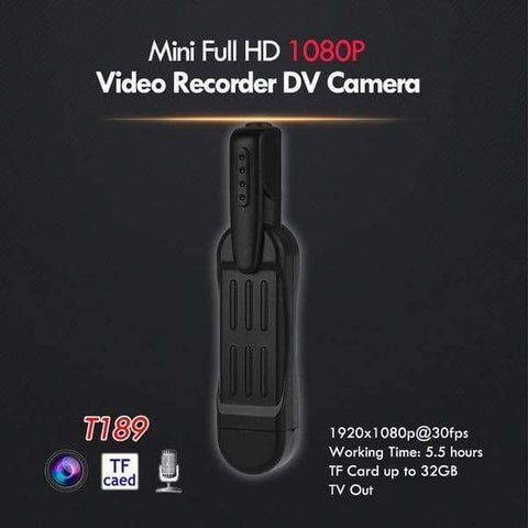 Image of Mini HD Video and Audio Recorder Pen ( Buy 2 Get Extra 10% Off )