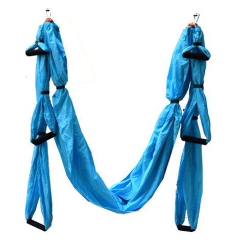 Image of Aerial Yoga Swing ( Buy 2 Get Extra 10% Off ) TopViralPick Blue