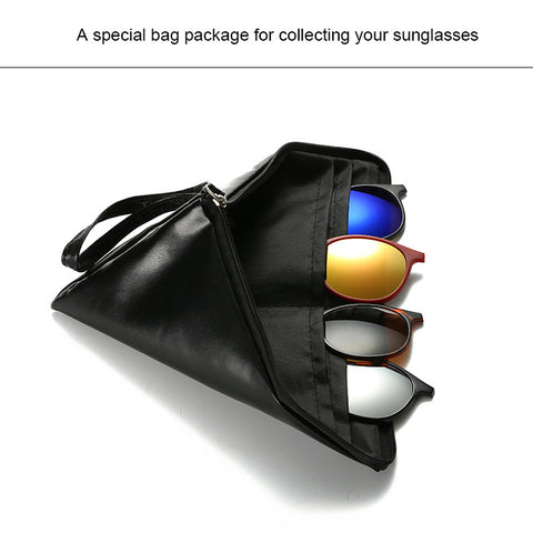 Image of 5 in 1 Swappable Sunglasses ( Buy 2 Get Extra 10% Off )