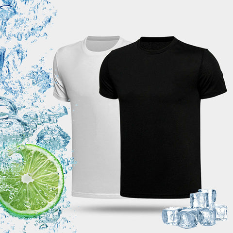 Image of Breathable Quick Dry Cooling  T-Shirt ( Buy 2 Get Extra 10% Off )