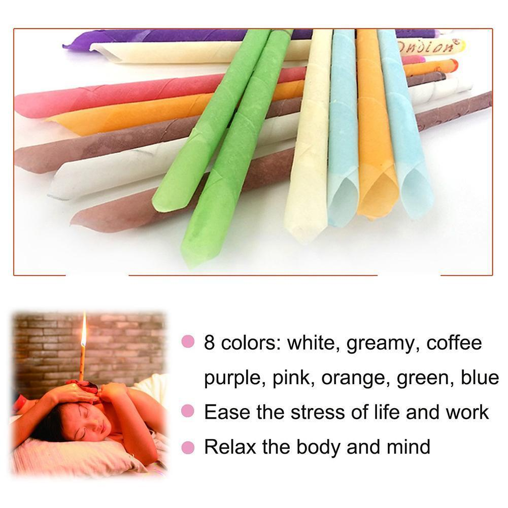 Earwax Candle 10 Pieces/Set【BUY 2 GET EXTRA 15%OFF】 STARSHOPHUB