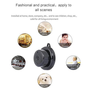 1080P HD Mini Wifi Camera ( Buy 2 Get Extra 10% Off ) TopViralPick